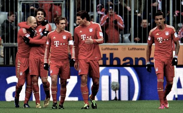 Bayern Werder Bremen